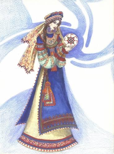 Лада-Богородица. Явления Лады-Богородицы